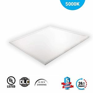 LED Panel 2x2 45W 5000K Dimmable - LEDMyplace